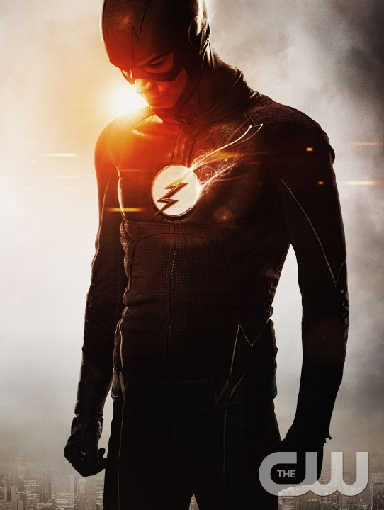 The Flash -- Image Number: FLA02_FIRST_LOOK.jpg -- Pictured: Grant Gustin as Barry Allen/The Flash -- Photo: -- Jordon Nuttall/The CW -- © 2015 The CW Network, LLC. All rights reserved.