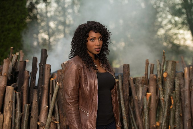 "Supernatural -- ""Celebrating the Life of Asa Wilder"" -- SN1206b_0203.jpg -- Pictured: Lisa Berry as Bille -- Photo: Diyah Pera/The CW -- © 2016 The CW Network, LLC. All Rights Reserved"