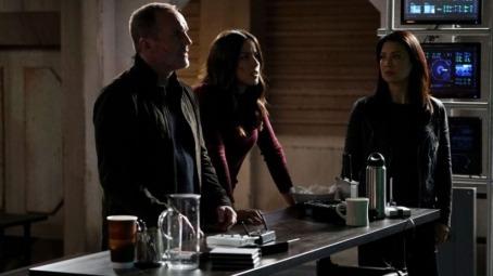 Coulson, Daisy, May