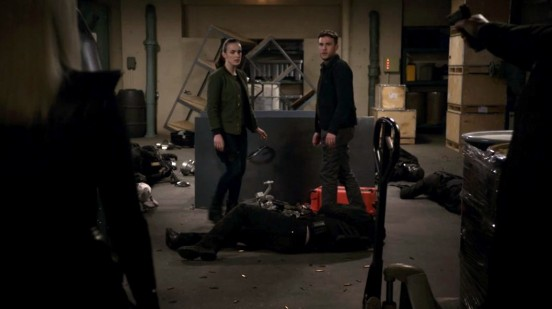Cornered Fitzsimmons
