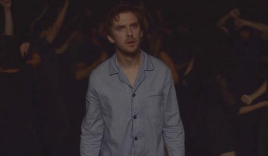 David in the Night Club