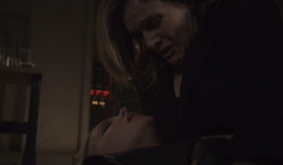 Hale holding Ruby