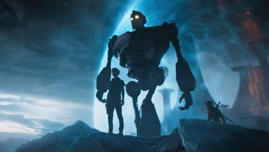 Parzival, Iron Giant