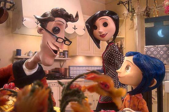 Coraline and the Other Parents