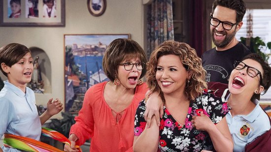 One Day at a Time Family