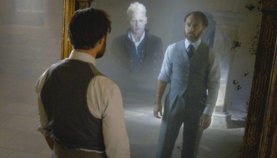 Crimes of Grindelwald Mirror