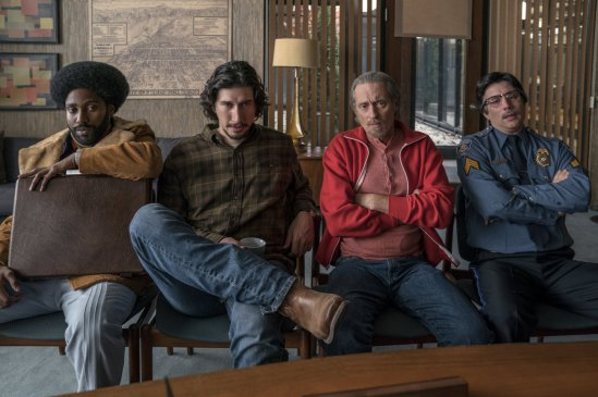 BlacKkKlansman The Squad
