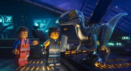 Lego Movie 2 Emmet and Rex