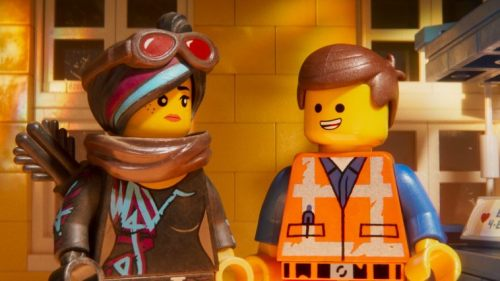 Lego Movie 2 Lucy and Emmet